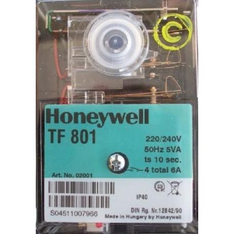 رله گازوئیلی هانیول مدل TF-801