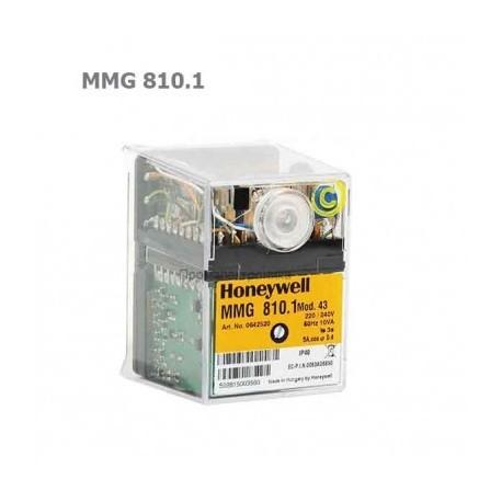 رله دو گانه سوز هانیول مدل MMG810
