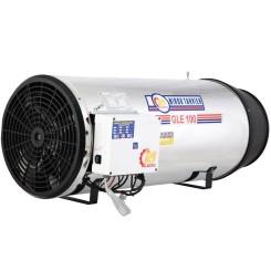 جت هیتر گازوئیلی نیرو تهویه البرز مدل GLE - 100